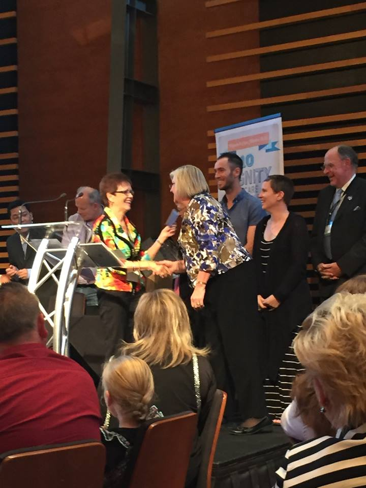 Award Ceremony Dignity in Care